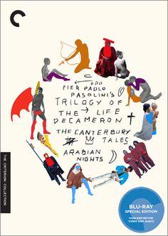 Whimsical illustration—Trilogy of Life