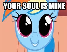 funny Rainbow Dash faces   Re: My Little Pony Friendship is Magic