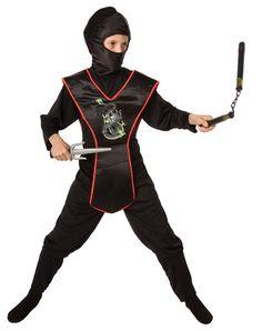 Buy costumes online like the Ninja Child Costume Kit from Australia's leading costume shop.