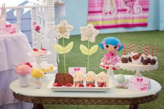 "Photo 7 of 17: Lalaloopsy Party / Baptism ""Paige's Lalaloopsy Baptism Morning Tea "" 