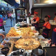 #해운대 #해운대시장 #오뎅 #떡볶이 너무 #맛있다 #일상 #부산 #처음이라 #신났음