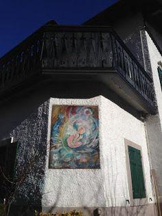 ANGIOLA TREMONTI ARTISTA - LIBERA PENSATRICE