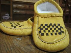 Moccasins, No Fur, $25.00
