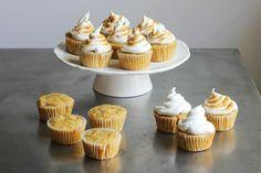 marschmellow cupcake topping