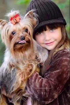 14 Reasons Why You Should Never Own A Yorkshire Terrier Dogs And Kids, Animals For Kids, Animals And Pets, Baby Animals, Cute Animals, Beautiful Children, Beautiful Babies, Dog Love, Puppy Love