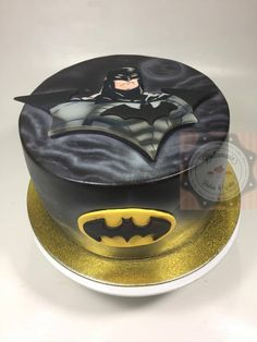 BOLO BATMAN - TORTA BATMAN - BATMAN CAKE