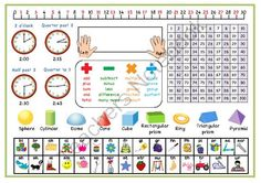 My desk chart advance from Little Learners- little hands and feet, big potential! on TeachersNotebook.com (1 page)