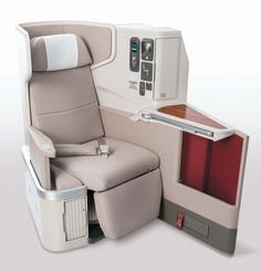 Dragonair Launches Excellent And Familiar Looking First Class Seat
