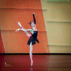 Ulyana Lopatkina in the Tango from Golden Age. Music by Dmitri Shostakovich, choreography by Yury Grigorovich.  Photo by Jack Devant