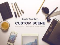Custom Scene - Designer Ed. - Vol. 1
