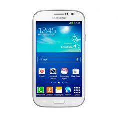 "SAMSUNG Galaxy Grand 5"" - blanc - 8 Go - smartphone + Casque MDR-ZX300 - noir - 271,72€"
