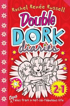 Double Dork Diaries want!!!! Just got  the white ice skate one!!!