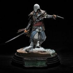 Action Figure EDWARD KENWAY - ToyShow