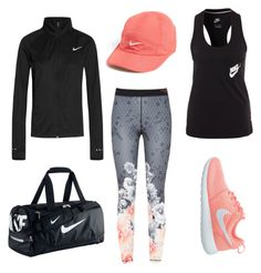 """""""Untitled #110"""" by noahbarker ❤ liked on Polyvore featuring Ted Baker, NIKE, women's clothing, women, female, woman, misses and juniors"""