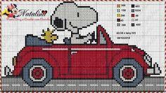 Easy Cross Stitch Patterns, Simple Cross Stitch, Cross Stitch Baby, Loom Patterns, Cross Stitch Charts, Cross Stitch Designs, Cross Stitching, Cross Stitch Embroidery, Stitch Cartoon