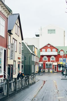 downtown Reykjavik, Iceland, three days in Iceland, Iceland travel guide —via @TheFoxandShe