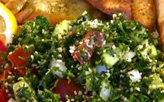 Tabouli Recipe by Guy Fieri