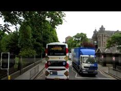 """Take the Bus: Edinburgh June 2013 - YouTube - at min 6:45 it goes from the Bucks on the 'dows"""" (Starbucks on the Meadows) down to our flat on Brandon Terrace"""