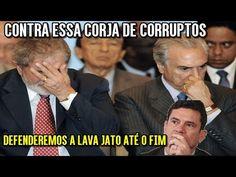 PATRIOTA DENÚNCIA ARMAÇÃO DE TEMER CONTRA MORO E A LAVA JATO E CONFIANÇA NA PRISÃO DE LULA