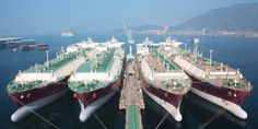 Qatar's Nakilat LNG and LPG ships to get SATCOM upgrade from Global Eagle…