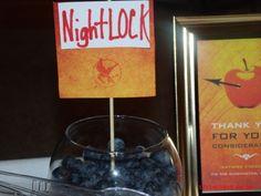 """""""NIGHTLOCK"""" (blueberries)"""