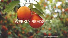 Weekly Reads #12: Saving Money, Health Gurus and Fashion Careers