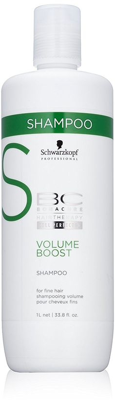 BC VOLUME BOOST shampoo 1000 ml -- Click image for more details.