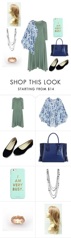 264 by riririramen on Polyvore featuring Isolde Roth, Melissa McCarthy Seven7, Longchamp, ban.do and plus size clothing