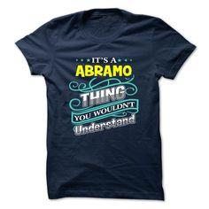 (Tshirt Design) ABRAMO Shirts of year Hoodies Tees Shirts