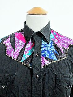 The Best Cowboy / Western Shirts Ever @ Thrifty Beatnik collection on eBay!