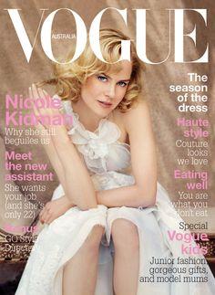 Vogue Australia (October 2005) - Nicole Kidman