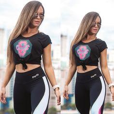Legging Action e blusinha Oxyfit da coleção Uptown!! Já garantiu suas peças?!  ________________________________________________ Nossos canais de compra: .  http://ift.tt/1PcILpP Whatsapp: 41 9144-4587  Loja virtual no face: Acesse missfitbrasilhf  USA Store: www.fitzee.biz. .  Worldwide shipping  Parcele em até 4x sem juros via Pagseguro  8% de desconto para pagamento a vista via depósito/transferência. .  Frete grátis nas compras acima de R$ 19900 para todo Brasil. Use o cupom…