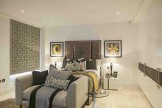 Master Bedroom Interiors | JHR Interiors