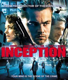 Inception movie poster #design