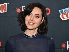 Aubrey Plaza is now a redhead and she looks completely different