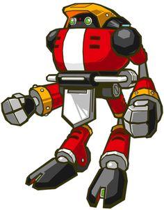36 Best Eggman Robots Design Images Robot Design Eggman Classic Sonic