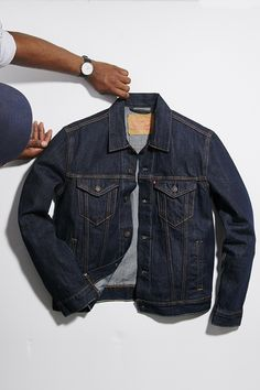 We can't keep our hands off the Levi's Trucker Jacket.
