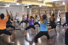 Work It Out: Essentrics Barre