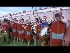 Fiestas Cartagineses y Romanos #cartagena #video