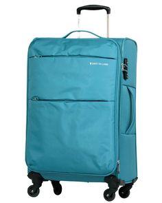 Amazon | L型 ネイビー / AIR6327(solite)スーツケース キャリーケース ソフト TSAロック搭載 大型 | スーツケース