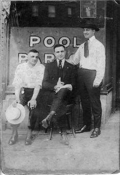 Al Capone, Brooklyn 1916