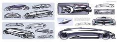 Mercedes-Benz: Dream Cruiser on Behance
