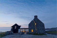 Farmhouse - Isle of Coll, Scotland
