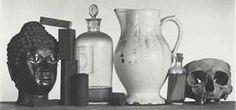 IRVING PENN (1917-2009)  Still Life with Skull, Pitcher and Medecine [sic] Bottle, 1980  Estimate  $ 20,000 - $ 30,000 April2013