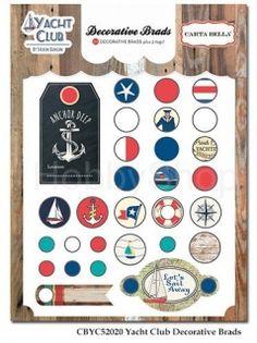 Carta Bella Yacht Club - svorky