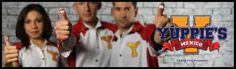 """Todos estamos para ti! Yuppie's """"Taste the Passion""""   México City"""