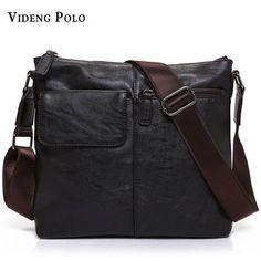 d2c521aa0653 2017 New Arrival men bag fashion men messenger bag business cross body  shoulder