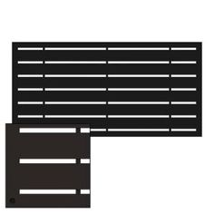 With a variety of rich and elegant designs, TuffBilt Decorative Screen Panels can enhance either an indoor or an outdoor space. Thicker than standard lattice panels, the 2 ft. x 4 ft. screens allow for Privacy Panels, Privacy Fences, Fencing, Outdoor Privacy, Outdoor Pergola, Home Depot, Decorative Fence Panels, Vinyl Lattice Panels, Vinyl Fence Panels