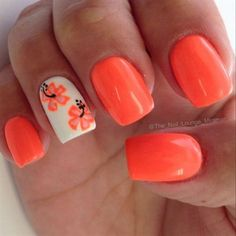 floral-nail-esign - Exquisite Girl