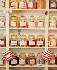 vintage candy shop - Google Search